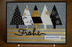 Mit meiner letzten Weihnachtskarte für dieses Jahr wünsche ich euch besinnliche aber auch fröhliche Weihnachtsfeiertage. Habt eine fried...