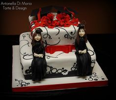 lauree by antonella di maria torte & design, via Flickr