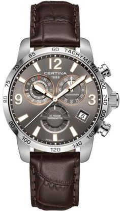 Certina Watch DS Podium Chrono GMT Pre-Order #add-content #basel-17 #bezel-fixed #bracelet-strap-leather #brand-certina #case-depth-12-37mm #case-material-steel #case-width-42mm #chronograph-yes #cosc-yes #date-yes #delivery-timescale-call-us #dial-colour-grey #gender-mens #gmt-yes #luxury #movement-quartz-battery #new-product-yes #official-stockist-for-certina-watches #packaging-certina-watch-packaging #pre-order #pre-order-date-30-06-2017 #preorder-june #style-sports #subcat-ds-podium…