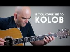 ▶ If You Could Hie to Kolob - Mormon Guitar - YouTube
