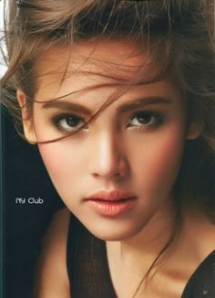Yaya Urassaya in Grazia Thailand September 2013 A large collection of photos of beautiful girls on the beach, in the car, in the countryside. Look more. World Most Beautiful Woman, Most Beautiful Faces, Beautiful Eyes, Portraits, Interesting Faces, Cute Faces, Woman Face, Pretty Face, Beauty Women