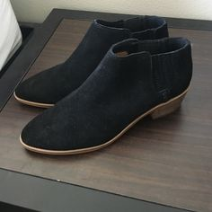 Dolce vita booties Dolce vita black booties size 7.5 only worn twice Dolce Vita Shoes Ankle Boots & Booties