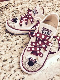 Bling out kids Converse! Swarovski crystals Sparkly Converse 6e3a1b52b