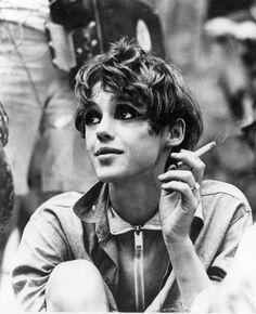 Edie Sedgwick, musa de Andy Warhol