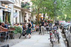 Kollwitzplatz. Image by mK B / CC BY 2.0