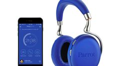 I'm sitting across the table from two Parrot representatives, who are telling me about the impressive adaptive capabilities of the company's new Zik 2.0 headphones. I'm wearing a blue pair,...