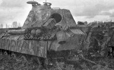1944, Ukraine, Le Panzerkampfwagen V Panther #613 de la 6.… | Flickr