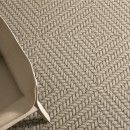 Pretty and simple tile carpeting option. Roadside Attraction-Dew carpet tile by FLOR