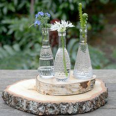 Engraved Flower Vase Uk - Vase and Cellar Image Avorcor. Vase Centerpieces, Wedding Table Centerpieces, Table Decorations, Glass Flower Vases, Bud Vases, Mini Bottles, Glass Bottles, Wedding Vases, Wedding Decor