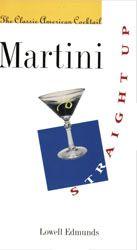 UPDATE: Martini, Straight Up 23.4 x 14.5 x 2 cm [in box]