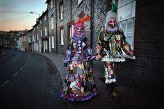 Lewes bonfire celebrations | carnival | fifth of november | costumes