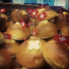 Rolls Swiss National Day, Zurich, Switzerland, Rolls, Treats, Sun, Snacks, My Favorite Things, The Originals