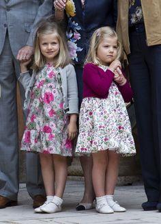 Infanta Leonor and Infanta Sofia - Spain