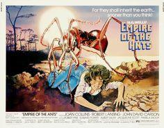 """Drit i Star Wars,det er dette du vil se""""!...Empire of the Ants 1977 FULL MOVIE"""