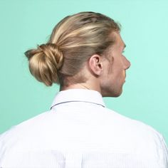 How to: The Perfect Messy Low Bun