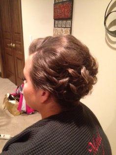 updo, wedding hair, prom, curls, bridal hair