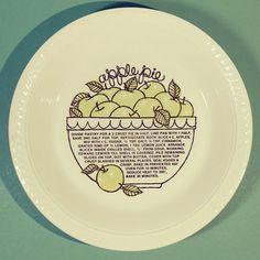 Royal China Co. Green Apple Pie Recipe, Apple Pie Recipes, Fruit Tart, Pie Plate, Granny Smith, Deep Dish, Holiday Baking, Tableware, Kitchenware