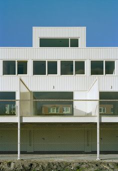 23 Town Houses in Amsterdam by Atelier Kempe Thill