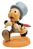 WDCC Disney Classics Pinocchio Jiminy Cricket Wait For Me, Pinoke #WDCCDisneyClassics #Art. Retired 11/98 .