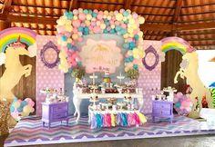 "204 Likes, 5 Comments - Makena Tapia (@eventosjrcln) on Instagram: ""Unicornio#unicorns#raimbow#colors#beautiful#allison#8years#eventosjr✨"""