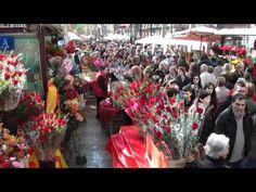 BARCELONA  La Diada de Sant Jordi 2012