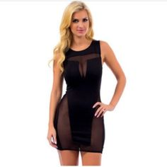 The sheer cut out night rider dress is now on sale - priced under $30. Limited quantities remaining, shop today! http://pict.com/p/D0Z