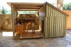 Wonderful house for a dog