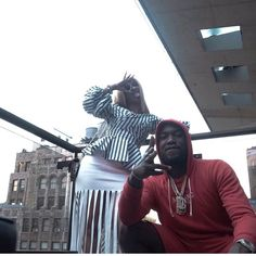 When Real 1s Link  (Most Wanted Callab ) If they Make Music Together Its Gone Be An Automatic Hit They Both Bring The Energy And That Raw Heat @iamcardib @meekmill yall Gotta Make This Happen One Time For The Culture #FreeMeekMill #CardiB #MeekMill #CardiBAndMeek #Justice4meek #RegularDegularGirlFromTheBronx #standwithmeekmill #Dreamchasers #Philly #Newyork #HipHop #Bars #Classic
