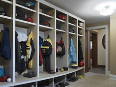 better flow - the mudroom / laundry room - eclectic - laundry room - chicago - by Bud Dietrich, AIA