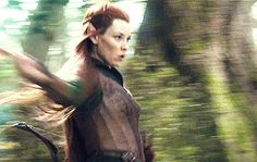Tauriel--The Hobbit