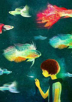 Xiao Huang. Twilight World