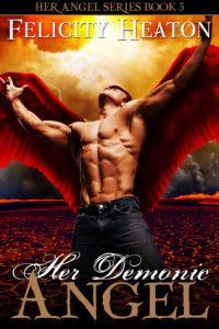 Her Demonic Angel by Felicity Heaton: http://www.thereadingcafe.com/her-angel-series-3-6-by-felicity-e-heaton-a-review/