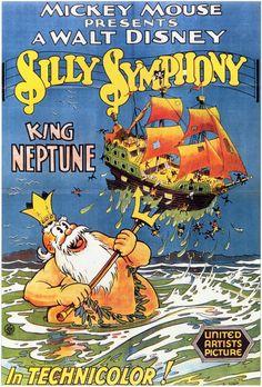 King Neptune Silly Symphony
