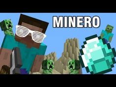 "Minecraft - ""Minero"" ft. StarkinDJ (Parodia de ""Torero"" de Chayanne) - YouTube"