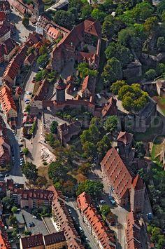 Nuernberger Kaiserburg