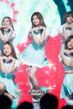 Enjoy Mnet K·POP, Mwave! You can also shop for K-POP goods and vote for your stars on Mwave Twice Show, Twice Once, Kpop Girl Groups, Korean Girl Groups, Kpop Girls, Stage Outfits, Kpop Outfits, Nayeon, K Pop