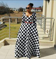 Sol africain longueur robe africaine vêtements pour femmes