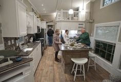 'Tiny house' movement wins followers and detractors at Cottage and Lakeshore Living Show   MLive.com