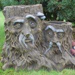 Садовые фигуры из бетона своими руками (фото): пошаговая инструкция
