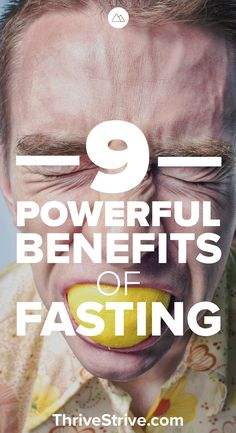 The benefits of fasting are immense. Intermittent fasting helps with weight loss and improves insulin insensitivity. Here are more benefits of fasting.