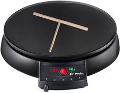 Eurolux Original French Style Electric Griddle & Crepe Maker $29.99 (amazon.com)