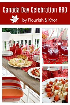 In honour of Canada& birthday, some outdoor BBQ inspiration for you! Canada Day celebrations are best had outdoors and in great company. Canada For Kids, Canada 150, White Party Foods, Bbq Menu, Bbq Party Menu, Canada Day Fireworks, Canadian Dishes, Canada Day Party, Happy Canada Day