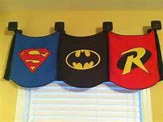Superhero valance!