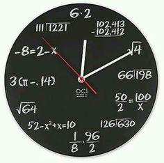 Đồng hồ ct toán học 2