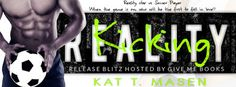 Abibliophobia Anonymous                 Book Reviews: **RELEASE BLITZ With Giveaway**  Kicking Reality b...