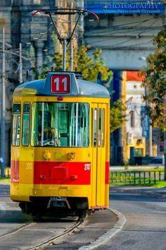 in Karadjordjeva street