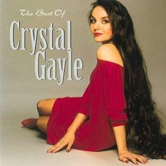 Crystal Gayle - Best of Crystal Gaye
