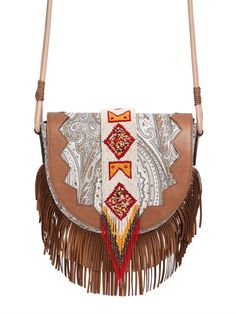 on my wish list: Etro fringe bag