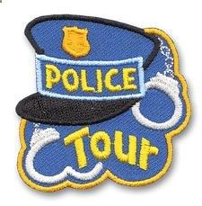 Police Tour $0.74 - Tie into Girl Scout Daisy Petal Respect Authority need this for my girls!!!!