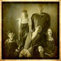 Creepy Family Next Door